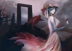 Rating: Safe Score: 13 Tags: dress remilia_scarlet rosicrucuans touhou wings User: Mr_GT