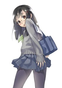 Rating: Safe Score: 12 Tags: megane nomi pantyhose seifuku User: Radioactive