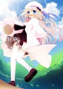 Rating: Safe Score: 21 Tags: little_busters! natsuki_yuu noumi_kudryavka thighhighs User: Radioactive