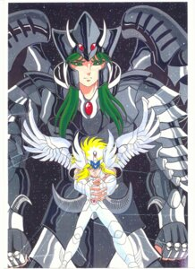 Rating: Safe Score: 2 Tags: cygnus_hyoga griffon_minos male saint_seiya User: Radioactive