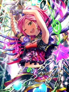 Rating: Safe Score: 30 Tags: aikatsu! fishnets hisano_motoki otoshiro_seira wet wings User: Mr_GT