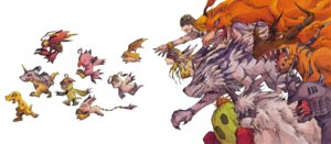 Rating: Safe Score: 18 Tags: agumon angemon angewoman birdramon biyomon digimon gabumon garurumon gatomon gomamon greymon ikkakumon kabuterimon kuuneru monster palmon patamon tentomon togemon User: krazy-kun
