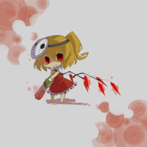 Rating: Safe Score: 11 Tags: chibi flandre_scarlet haipa_okara touhou wings User: charunetra