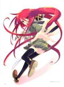 Rating: Safe Score: 11 Tags: ito_noizi seifuku shakugan_no_shana shana sword thighhighs User: admin2