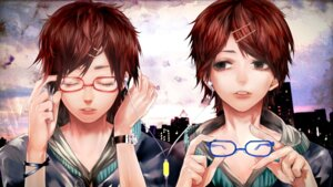 Rating: Safe Score: 11 Tags: headphones megane tcb User: Radioactive