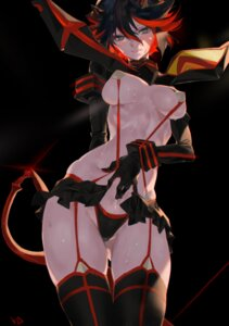 Rating: Questionable Score: 72 Tags: armor breasts kill_la_kill matoi_ryuuko no_bra pantsu pasties stockings sword thighhighs yang-do User: Mr_GT