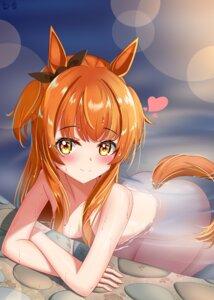 Rating: Questionable Score: 17 Tags: animal_ears bathing mayano_top_gun_(umamusume) naked onsen tagme tail uma_musume_pretty_derby wet User: BattlequeenYume