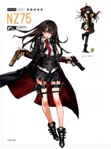 Rating: Questionable Score: 14 Tags: garter girls_frontline gun heels infukun nz_75_(girls_frontline) thighhighs User: Radioactive
