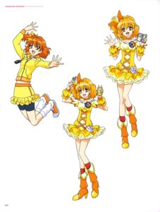 Rating: Safe Score: 3 Tags: bike_shorts dress fresh_pretty_cure! gym_uniform heels pretty_cure User: drop