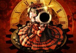 Rating: Safe Score: 61 Tags: date_a_live gothic_lolita gun heterochromia lolita_fashion sen_ya tokisaki_kurumi User: zero|fade