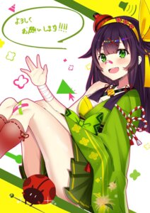 Rating: Safe Score: 19 Tags: -wa- bandages felnemo hitohari_nui japanese_clothes open_shirt sarashi User: hiroimo2