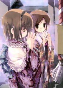 Rating: Safe Score: 62 Tags: japanese_clothes kimono lucie yukata User: aihost