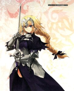Rating: Safe Score: 41 Tags: armor dress fate/apocrypha fate/stay_night jeanne_d'arc jeanne_d'arc_(fate/apocrypha) sword thighhighs type-moon User: 逍遥游