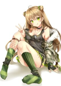 Rating: Safe Score: 25 Tags: cleavage girls_frontline omone_chou rfb_(girls_frontline) undressing User: Nepcoheart