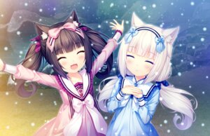 Rating: Safe Score: 51 Tags: animal_ears chocola game_cg neko_works nekomimi nekopara sayori vanilla User: Radioactive