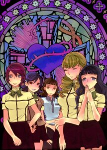 Rating: Safe Score: 4 Tags: endou_minari ishima_ryuuken maria_holic screening shiki_ayari User: Furlong