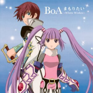 Rating: Safe Score: 9 Tags: asbel_lhant disc_cover kuroiwa_yumi sophie_(tog) tales_of tales_of_graces User: Kalafina