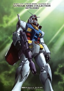 Rating: Safe Score: 10 Tags: calendar gundam mecha mobile_suit_gundam nakada_eiji rx-78-2_gundam User: Share