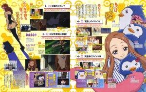 Rating: Safe Score: 5 Tags: mawaru_penguindrum natsume_masako pantyhose takakura_himari User: Aurelia