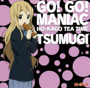 Rating: Safe Score: 12 Tags: disc_cover k-on! kotobuki_tsumugi scanning_dust screening seifuku User: tommyjai88