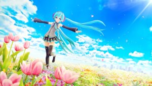 Rating: Safe Score: 29 Tags: hatsune_miku landscape tagme thighhighs vocaloid User: abdulaziz5