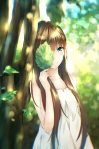 Rating: Safe Score: 67 Tags: dress kurisu_tina summer_dress User: mash