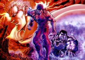 Rating: Safe Score: 5 Tags: fudoh hokuto_no_ken kenshiro male raoh User: Radioactive