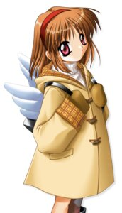 Rating: Safe Score: 4 Tags: hinoue_itaru kanon key tsukimiya_ayu wings User: marechal