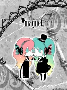 Rating: Safe Score: 3 Tags: hatsune_miku magnet_(vocaloid) megurine_luka soia vocaloid User: anaraquelk2