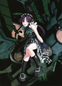 Rating: Safe Score: 25 Tags: demonbane dress etheldreda gothic_lolita lolita_fashion mecha nitroplus niθ User: SubaruSumeragi