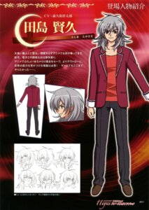 Rating: Safe Score: 2 Tags: 11eyes character_design male profile_page tajima_takahisa User: Kalafina