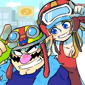 Rating: Safe Score: 3 Tags: cleavage mona_(warioware) pointy_ears tagme wario User: piejo66