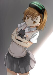 Rating: Safe Score: 27 Tags: misaka_imouto neko oozora_itsuki seifuku to_aru_majutsu_no_index User: 椎名深夏