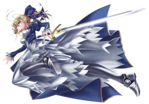Rating: Safe Score: 23 Tags: doa_(pixiv7798) dress fate/stay_night fate/zero saber sword User: omegakung