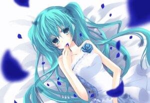 Rating: Safe Score: 16 Tags: dress hatsune_miku murasaki_tsuki vocaloid User: charunetra