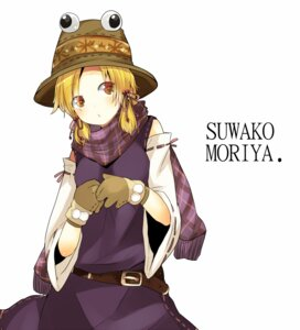 Rating: Safe Score: 9 Tags: moriya_suwako pun2 touhou User: Nekotsúh