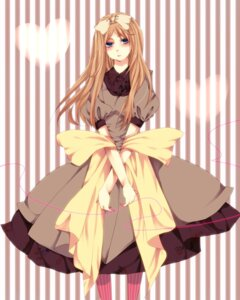 Rating: Safe Score: 9 Tags: belarus dress hazuki_(hadukichoko) hetalia_axis_powers pantyhose User: MyNameIs