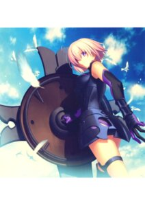 Rating: Safe Score: 15 Tags: fate/grand_order mash_kyrielight takeuchi_takashi User: Saturn_V
