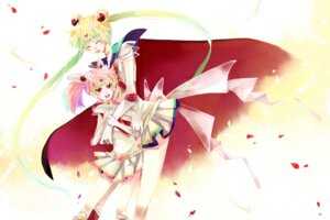Rating: Safe Score: 3 Tags: chibiusa jpeg_artifacts nonrain sailor_moon tsukino_usagi User: minakomel