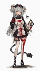 Rating: Explicit Score: 19 Tags: blood freng heels nurse stockings tagme tail thighhighs weapon User: Dreista