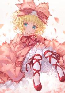 Rating: Safe Score: 24 Tags: bloomers dress hina_ichigo lolita_fashion makai_no_juumin rozen_maiden skirt_lift User: Mr_GT