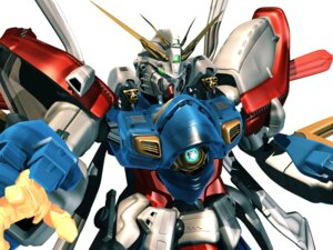 Rating: Safe Score: 7 Tags: g_gundam god_gundam gundam mecha User: Radioactive