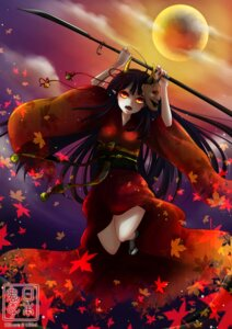 Rating: Safe Score: 13 Tags: 515m hinomoto_oniko horns japanese_clothes kimono net_character User: charunetra