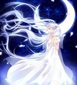 Rating: Safe Score: 12 Tags: dress hanasato_(okashino) neo_queen_serenity sailor_moon tsukino_usagi User: charunetra
