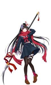 Rating: Safe Score: 19 Tags: magical_phose_prism_girl ninomiya_sakura pantyhose seifuku weapon User: saemonnokami
