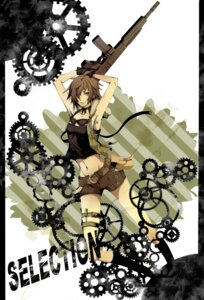 Rating: Safe Score: 13 Tags: gun senano_yuu User: charunetra