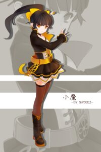 Rating: Safe Score: 36 Tags: ara elsword swd3e2 thighhighs User: fairyren