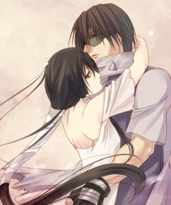 Rating: Safe Score: 20 Tags: fuuchouin_kazuki get_backers kakei_juubei papillon10 trap yaoi User: charunetra