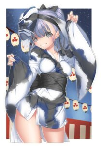 Rating: Safe Score: 51 Tags: jinmen-gyo kemono_friends moku nopan yukata User: Mr_GT