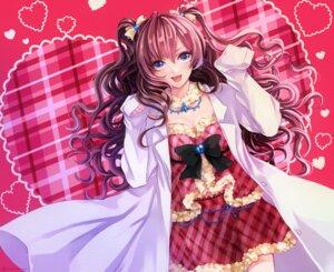 Rating: Safe Score: 26 Tags: cleavage ichinose_shiki ochiribako the_idolm@ster the_idolm@ster_cinderella_girls User: Mr_GT